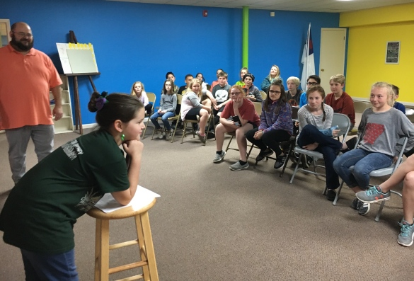 RyAnne asking a few questions!