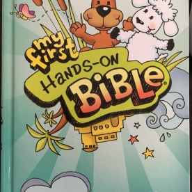 The devo book the girls are loving! I love that it lets the gals interact with the Word!