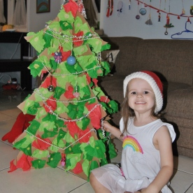 Lissie Joy loves this tree!