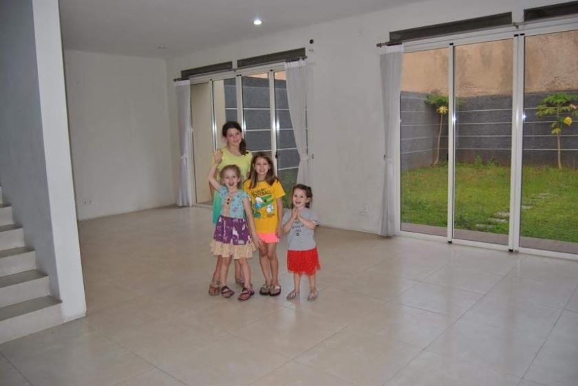 Teja Living & Dining Area