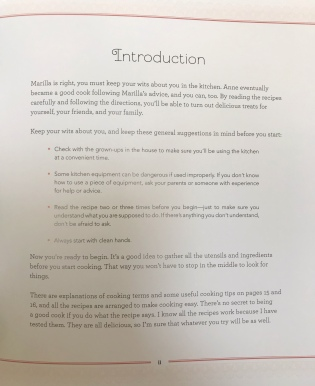 Intro to the cookbook! Excellent reminders for me!