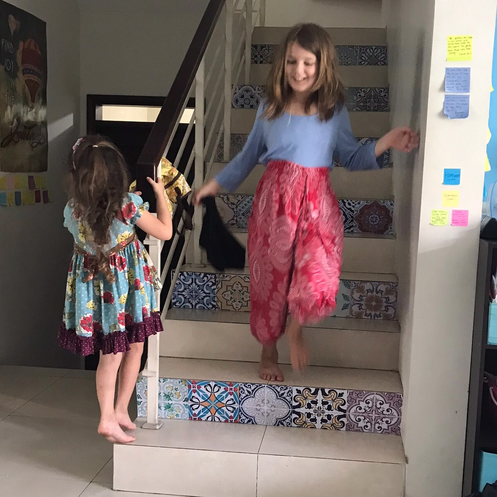 Elliana-Bali pants